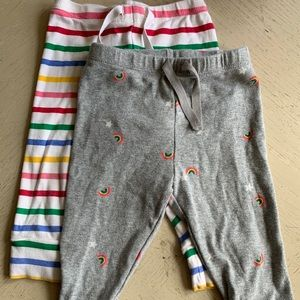 2 pack BabyGap pants